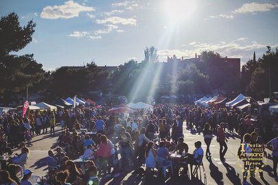 Empieza la segunda Feria de La Cerveza Artesanal en Sanse