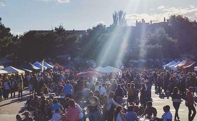 III Feria de La Cerveza Artesanal en el recinto ferial del Parque de La Marina