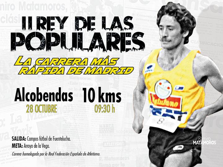Vuelve la Rey de Las Populares a Alcobendas