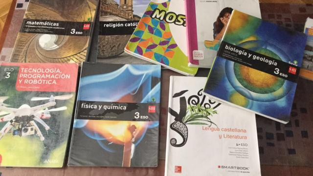 III Banco de Libros de Texto en Alcobendas
