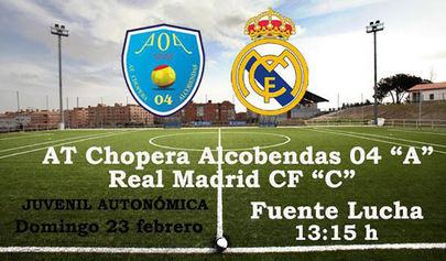 """AT Chopera Alcobendas 04 """"A"""" – Real Madrid C.F. """"C"""", misión imposible"""