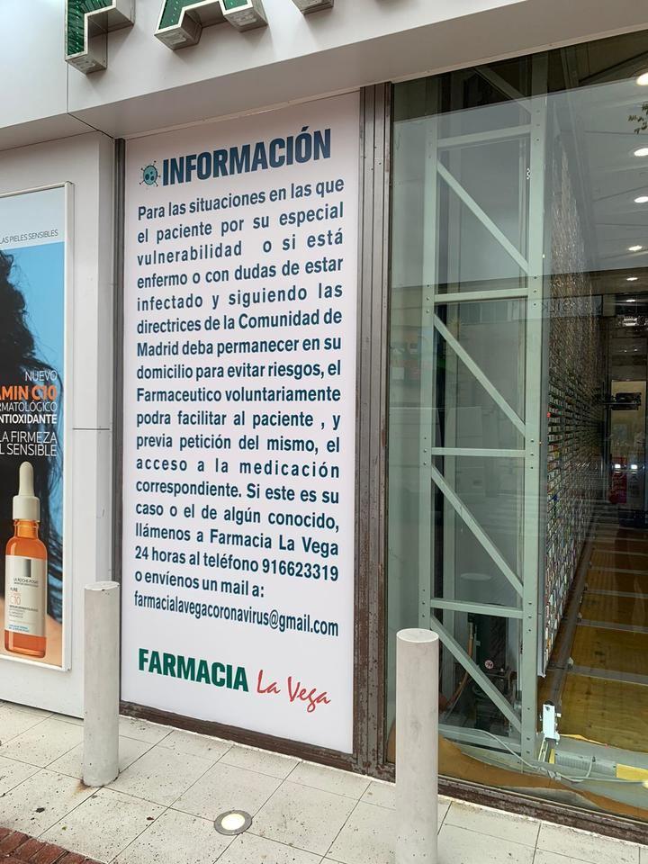 Farmacia La Vega