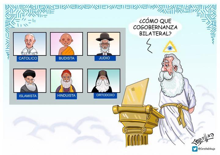 ¿Cómo que cogobernanza Bilateral?