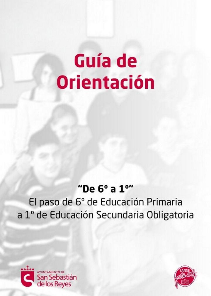San Sebastián de los Reyes comparte con la comunidad escolar las Guías de Orientación Educativa para las Familias 2020-2021