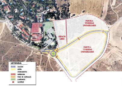 La justicia pone en duda la legalidad de la recalificación de los suelos de las nuevas viviendas de La Moraleja