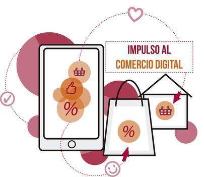 Se pone en marcha el plan de 'Impulso al Comercio Digital'
