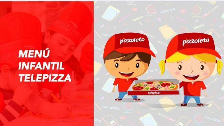 Sanidad permite a la Comunidad de Madrid que reparta menús de Telepizza y Rodilla a alumnos con beca comedor