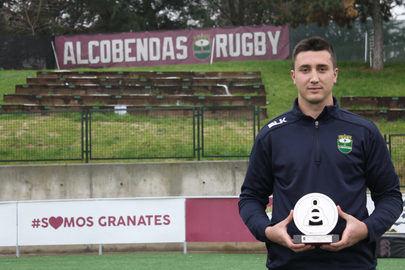 """Javi López ha sido nombrado mejor deportista 2020 """"Ciudad de Alcobendas"""""""