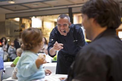 Los mejores Chefs vuelven a Plaza Norte 2 en la segunda edición de The Kitchen Masters