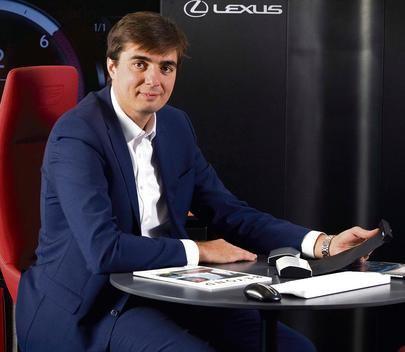 Entrevista con Leonardo Carluccio, Director General de Lexus España