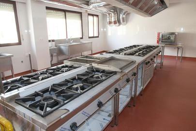 El Ayuntamiento cede un espacio a la Asociación Norte Joven para impartir un itinerario formativo en Cocina