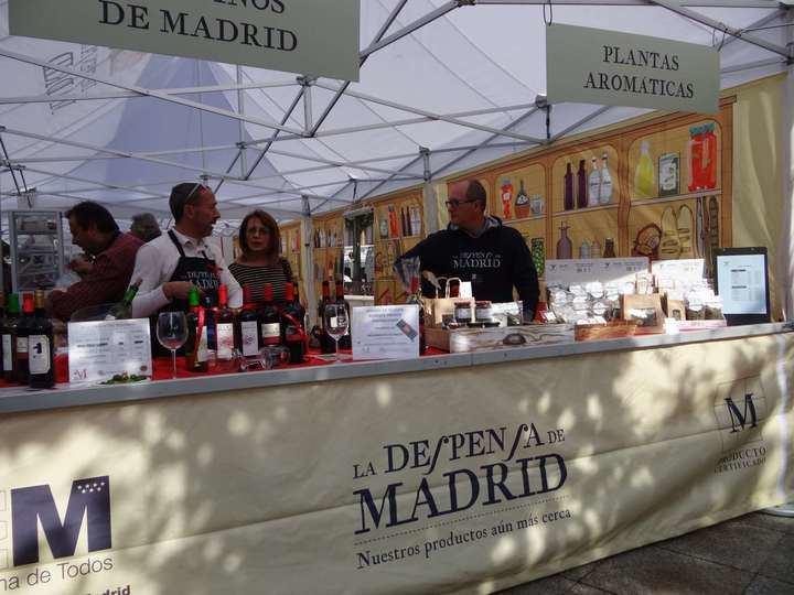 Nueva edición del Mercado La Despensa de Madrid