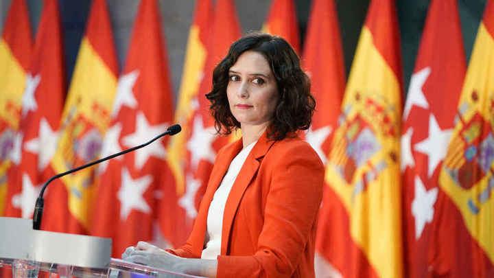 Ayuso disuelve la Asamblea de Madrid y convoca elecciones el 4 de mayo