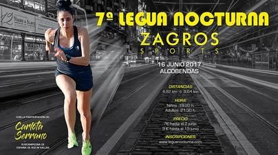 Séptima Legua Nocturna Zagros Sports