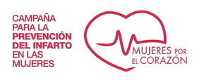 Campaña para prevenir el infarto en las mujeres