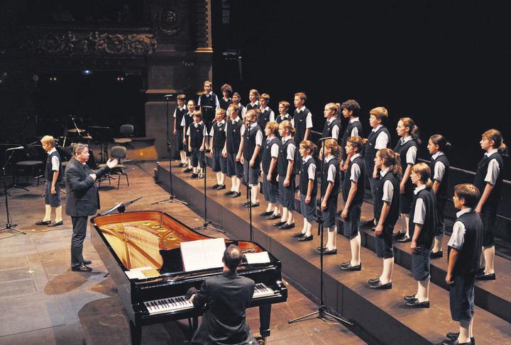 Concierto de Los Chicos del coro en Alcobendas