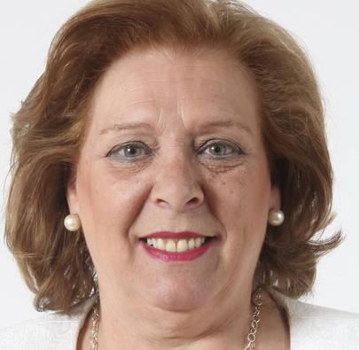 Imagen de la concejal responsable del distrito Centro de Alcobendas