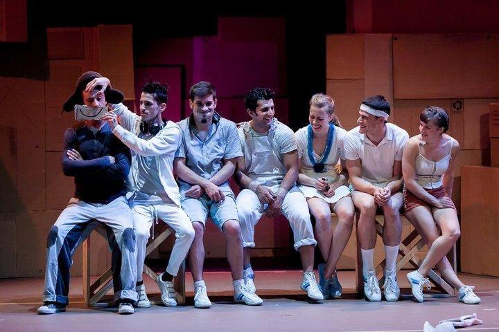 'Ludo circus show' en el Teatro Auditorio Ciudad de Alcobendas
