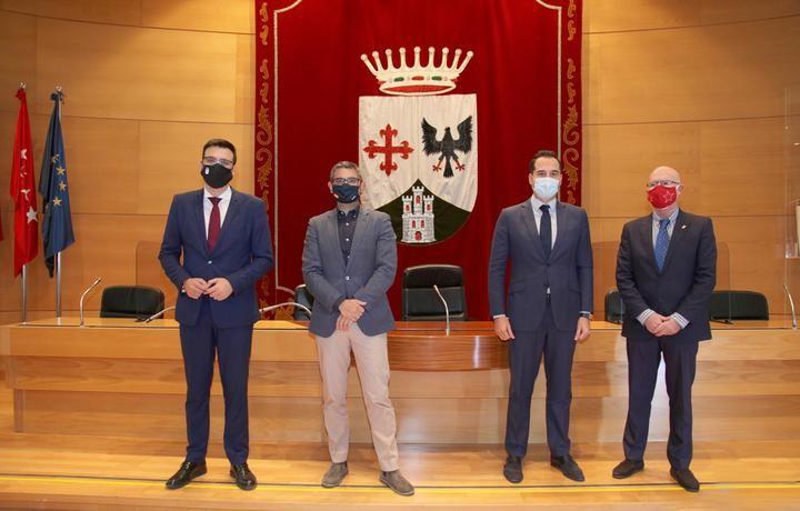Alcobendas entra en el Registro de Transparencia de la Comunidad de Madrid