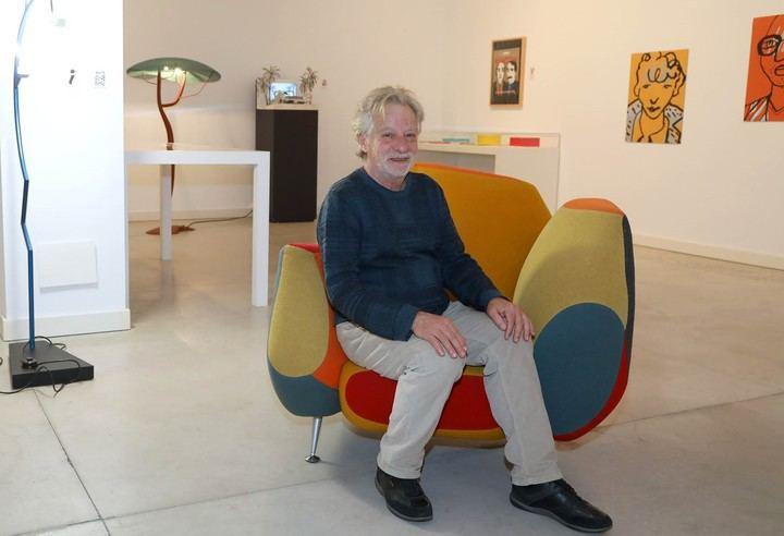 """""""ABCDario Mariscal"""", más de cien piezas de obra gráfica y objetos del diseñador"""