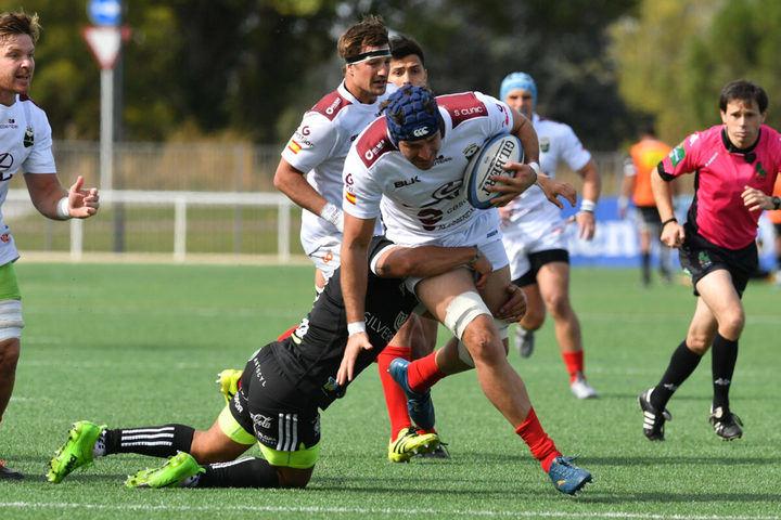5 jugadores del Lexus Alcobendas Rugby convocados con su selección