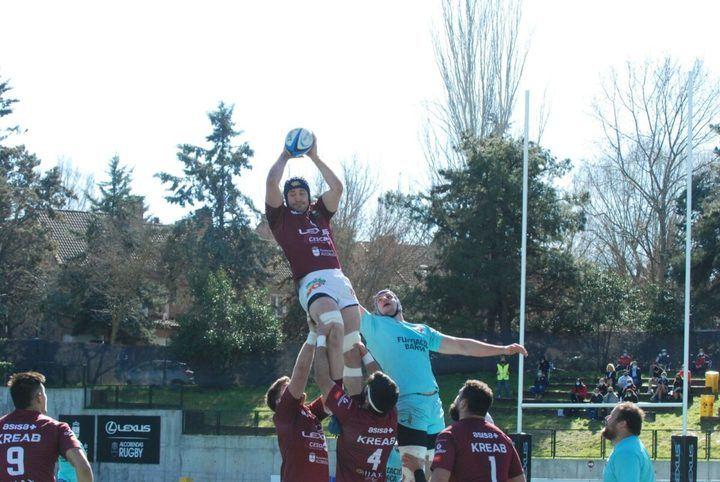 Lexus Alcobendas Rugby se impone al Barça Rugbi