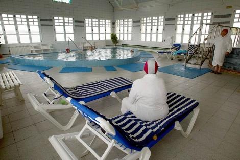 Balnearios como centro de salud para nuestros mayores