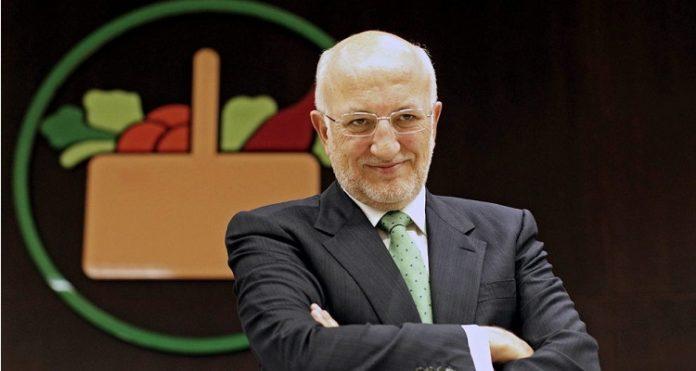 Juan Roig, propietario Mercadona