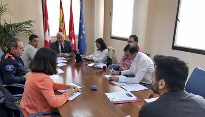 Medidas preventivas del Ayuntamiento de San Sebastián de los Reyes frente a la amenaza del Coronavirus