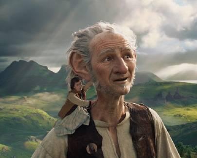 Proyección de 'Mi amigo el gigante' de Steven Spielberg