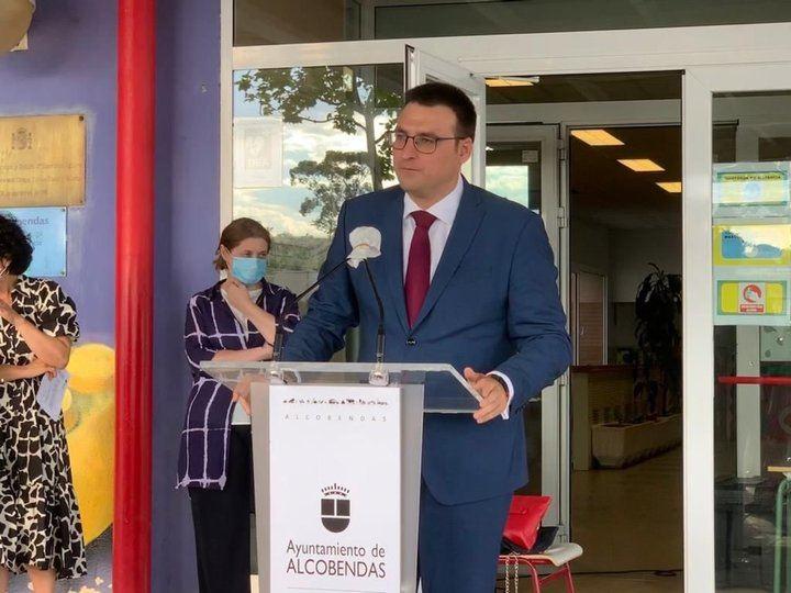 Ciudadanos (Cs) Alcobendas espera la 'ley antiokupas'