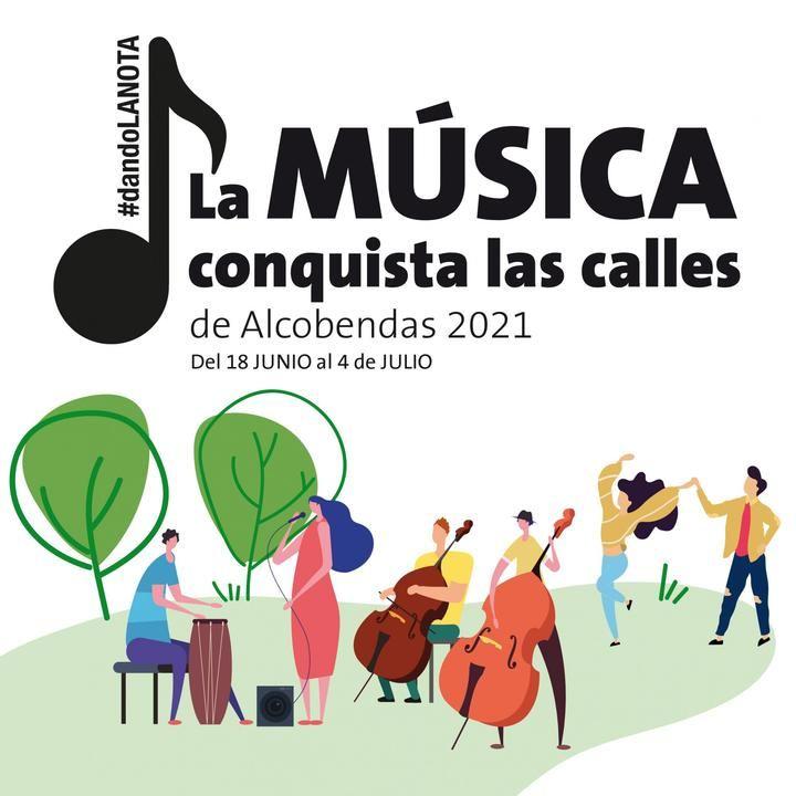 La música a la conquista de las calles de Alcobendas