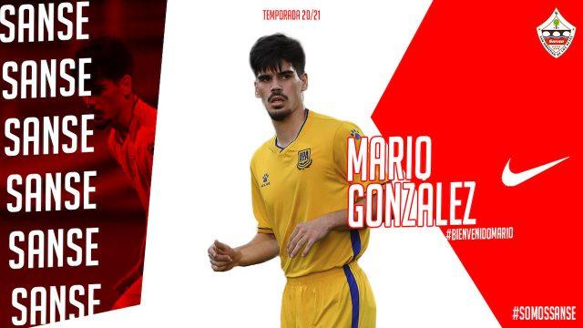 Mario González firma por el U.D Sanse