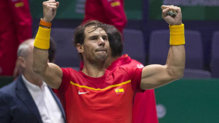 Cómo ver por TV final Copa Davis de Tenis: España-Canada