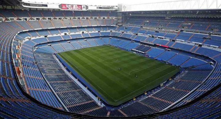 El Bernabéu funcionará como centro de aprovisionamiento de productos sanitarios