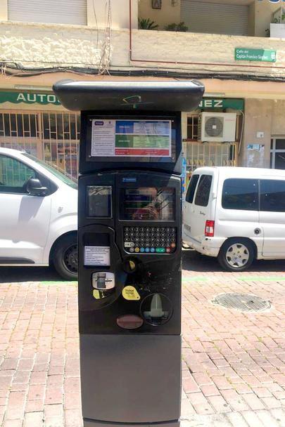 Se reanuda el servicio de estacionamiento regulado en Alcobendas