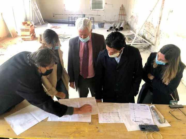 Se inicia las obras del nuevo Centro de Ocio para Personas Mayores