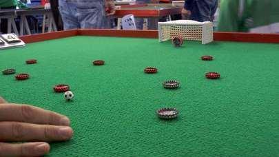 I Campeonato de Fútbol Chapas en Sanse