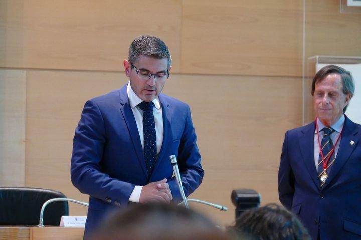 Rafael Sánchez Acera, elegido Alcalde de Alcobendas