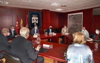"""El """"Pacto Local por el Empleo"""" analiza las acciones 2020 y los proyectos para 2021"""