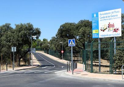 Los vecinos del Centro de La Moraleja rechazan el Plan del Ayuntamiento para reformar su red pública de tuberías y canalización