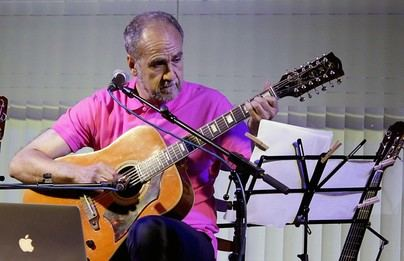 Pedro María Rivera, estrenará su letra para el Himno Nacional en el teatro Adolfo Marsillach