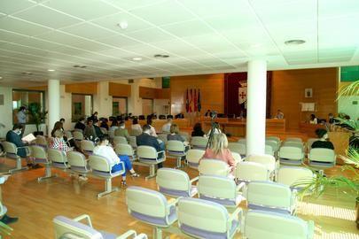 Sesión ordinaria del pleno del Ayuntamiento de Alcobendas correspondiente al mes de mayo de 2020