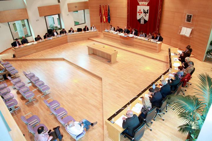 El Pleno de Alcobendas aprueba 5 mociones por unanimidad