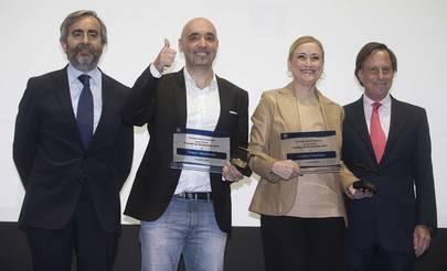 El PP de Alcobendas reconoce la labor de Cristina Cifuentes y Cipri Quintas