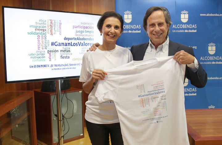 '#GananLosValores en Alcobendas