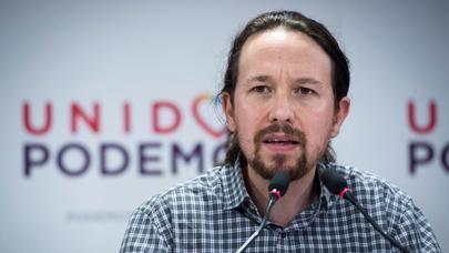 Pablo Iglesias candidato a las elecciones de la Comunidad de Madrid
