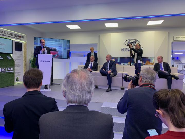 Cobendai inauguró su concesión Hyundai ECO Store