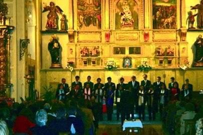 Concierto de Navidad del coro de Cámara Cantiga