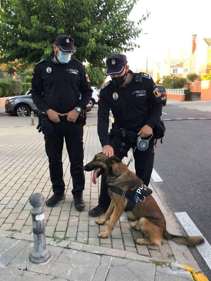 La Policía Local de Sanse contra el consumo de drogas en los entornos escolares
